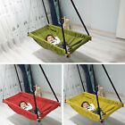 WOODEN FABRIC JUMPER SWING HAMMOCK BABY OR TODDLER BY SVAVA FOR INDOOR  OUTDOOR