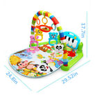 Baby Infant Activity Gym 3In1 Multifunctional Play Mat Musical With Hanging Toys