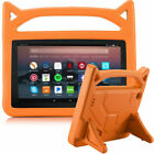 For Amazon Fire 7 2019/2017/2015 Kids Safe Handle Case Lightweight Shockproof