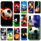 Soccer billiard balls Hard Phone Cover Case for iPhone XS Max XR X 8 7 6 6S Plus $2.99 USD on eBay
