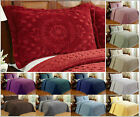 Better Trends Rio 100% Cotton Tufted Chenille Shams in Assorted Sizes Colors image