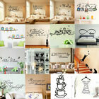 Wall Sticker Words Phrases Flower Decal Diy Home Room Art Mural Removable