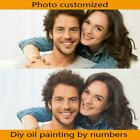 PERSONALIZED+Frameless+Photo+Customized+DIY+Painting+By+Numbers+Hobby+Creativ...