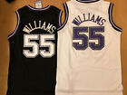 NWT Jason Williams Vintage Throwback Swingman Jersey #55 Sacramento Kings Men's