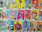 1969 Topps Football - NFL Cards #1-263 - Set Break - Choose From The List $1.0 USD on eBay