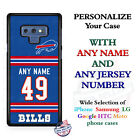 BUFFALO BILLS NFL FOOTBALL JERSEY PERSONALIZED PHONE CASE FOR iPHONE SAMSUNG LG $26.98 USD on eBay