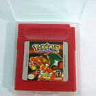 GBC Pokemon Game Card Carts For GameBoy Color Version Cartridge US Version