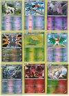 2016 Pokemon Steam Siege Reverse Holo cards - Pick the cards you want !!!!