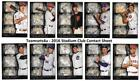 2016 Stadium Club Contact Sheet Baseball Set ** Pick Your Team ** See Checklist on Ebay