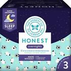 The Honest Company Overnight Sleepy Sheep Diapers, Size 3/4/5/6 | 817810028311