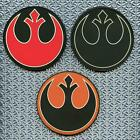 Rebel Alliance Star Wars rogue squadron cosplay PVC 3D rubber hook patch $8.95 USD on eBay