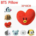 BTS BT21 Stuffed Plush Toy Pillow Waist Cushion TATA SHOOKY KOYA CHIMMY SES