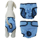 Reusable Small Puppy Dog Cloth Diapers Female Washable Doggie Pet Pant Potty Pad