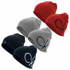 Calvin Klein Golf Mens Bowline Beanie Reversible Knitted Hat 35% OFF RRP