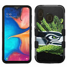Samsung Galaxy A20 / A30 Glove Team Design Rugged Armor Hard+Rubber Hybrid Case $20.0 USD on eBay