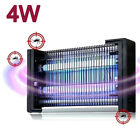 LED Electric UV Mosquito Fly Insect Killer Bug Zapper Trap Lamp Indoor Light