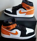 "NEW AUTHENTIC AIR JORDAN 1 MID  ""SHATTERED BACKBOARD""  US 4 --  10"