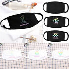 KPOP Monsta X Mouth Masks EXO GOT7 Wanna One Twice Seventeen 17 Laser Face Mask