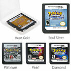 Pokemon Heart Gold / Soul Silver Edition Game Card For Nintendo 3ds Ndsi Ndsxl