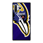 BALTIMORE RAVENS Samsung Galaxy Note 8 9 10+ Plus Case Cover $15.9 USD on eBay