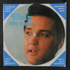 ELVIS PRESLEY: King Creole / Dixieland 45 (Denmark, cardboard-backed picture di