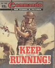 Commando War Stories in Pictures #1898 VG+ 4.5 1985 Stock Image Low Grade image