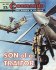 Commando War Stories in Pictures 1923 VG 1985 Stock Image Low Grade image