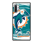 MIAMI DOLPHINS Samsung Galaxy Note 8 9 10+ Plus Case Cover $15.9 USD on eBay