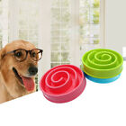 CO_ Anti Choke Pet Dog Plastic Bowl Interactive Feeding Food Feeder Health Dish