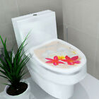 3D Toilet Seat Wall Sticker Bathroom Decorations Decal PVC Mural Funny Home UK