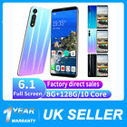 "6.1"" P41 Pro 9.0 Android Face Id Unlocked Mobile Smart Phone Dual Sim 8+128g"