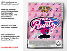 Pink Runtz 8th #2 3.5g 7g mylar bags packaging (5-128 packs) with label option!