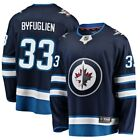 Fanatics Branded Dustin Byfuglien Winnipeg Jets Navy Breakaway Replica Jersey