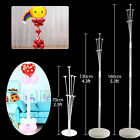 US Balloon Column Stand Kit 3 Size for Table Decor Birthday Baby Shower Wedding