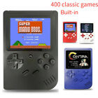 Retro Mini Handheld Game Console Emulator 400 in 1 Games Video Games Boy Gift