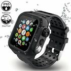 iWatch 5 /Apple Watch Band with Case 44mm Series 4 Waterproof Screen Protector image