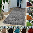 Non Slip Hallway & Kitchen Runner Rug Living Room Bedroom Carpet Shaggy Rugs