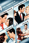4 Film Favorites: Elvis Presley Musicals [Girl Happy / Kissin' Cousins / Live a