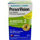 PreserVision AREDS 2 Vitamin & Mineral Supplement, Soft Gels 120 ea - 06/2021 $18.99 USD on eBay