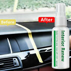 Car Interior Renewal Plastic Parts Maintenance Clean Retreading Agent Spray New
