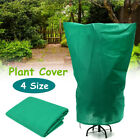 Green Winter Plant Cover Tree Shrub Warm Frost Protection Bag Yard Garden Park