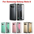 For Samsung Galaxy Note8 Note9, Clayco w/ 3D Curved Screen Protector 360° Case