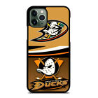 ANAHEIM DUCKS LOGO NEW iPhone 6/6S 7 8 Plus X/XS Max XR 11 Pro Case $15.9 USD on eBay