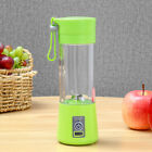 400ML Portable Blender USB Juicer Cup Fruit Mixing Machine Rechargeable  photo