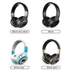 Super Wireless Bluetooth Headphones Foldable Headset Stereo Heavy Bass Earphones