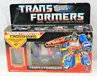 Transformers Original G1 1987 Targetmaster Crosshairs Complete W/ Box Bubble For Sale