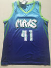 Dallas Mavericks #41 Dirk Nowitzki City Edition Basketball Jersey Size: S-XXL on eBay