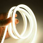 1m Flexible LED Strip Waterproof Neon Glow Lights Silicone Tube Lamp DIY Decor