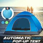 2-3 Person Waterproof Camping Tent Automatic Quick Shelter Outdoor Hiking