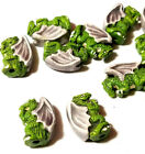Small Ceramic Bead Choose from 69 Variations Animals, Birds, Reptiles and More!!